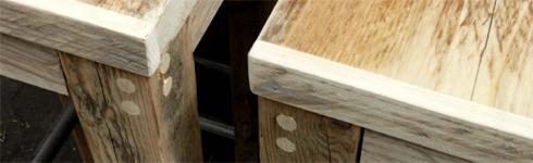 bauholz m bel stehtische hocker und stehhocker. Black Bedroom Furniture Sets. Home Design Ideas