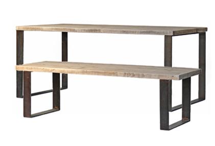 bauholz m bel tische und b nke. Black Bedroom Furniture Sets. Home Design Ideas